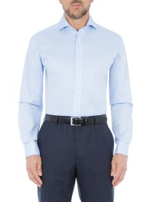 Paul Costelloe Drury Cotton Dobby Weave Shirt