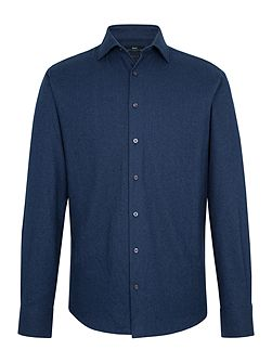 Regent Cotton Flannel Tailored Shirt