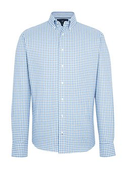 Portman Gingham Check Cotton Shirt