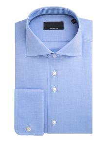 Baumler Rene Cotton Double-Cuff Shirt