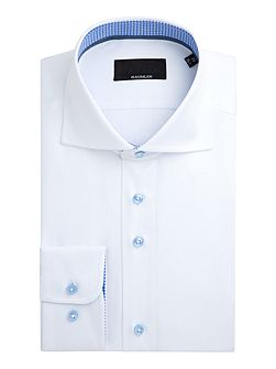 Thomas Cotton Single-Cuff Shirt