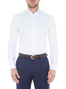 Baumler Thomas Cotton Single-Cuff Shirt
