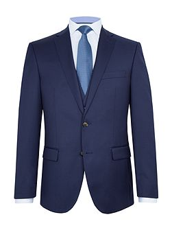 Fabian Twill Slim-Fit Suit Jacket