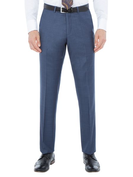 Baumler Walter Wool Slim-Fit Suit Trousers