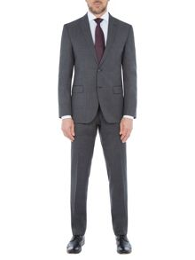 Baumler Ralf Checked Tailored Two Piece Suit