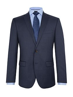 Axel Checked Slim-Fit Two Piece Suit