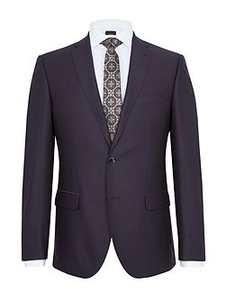 Viktor Birdseye Slim-Fit Two Piece Suit