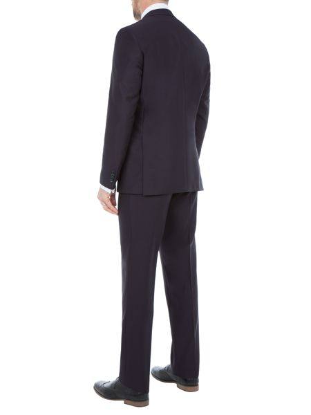 Baumler Viktor Birdseye Slim-Fit Two Piece Suit