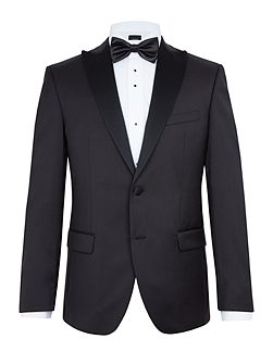 Ernst Twill Wool Slim-Fit Two Piece Dinner Suit