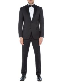 Baumler Ernst Twill Wool Slim-Fit Two Piece Dinner Suit