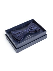 Paul Costelloe Harewood Herringbone Silk Bow Tie