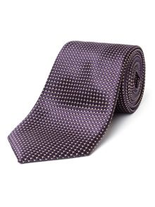 Paul Costelloe Robert Rope Weave Silk Tie