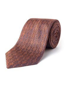 Paul Costelloe Radar Silk Tie