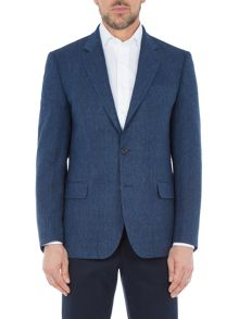 Paul Costelloe Salisbury Herringbone Wool Blazer