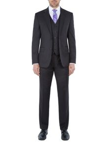 Paul Costelloe Three piece black suit