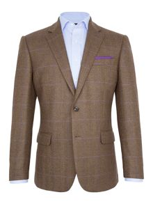 Paul Costelloe George Check Wool Blazer