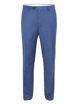 Chiltern Sharkskin Wool Suit Trousers