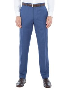 Paul Costelloe Chiltern Sharkskin Wool Suit Trousers
