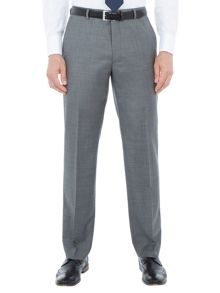 Paul Costelloe Soho Sharkskin Wool Suit Trousers