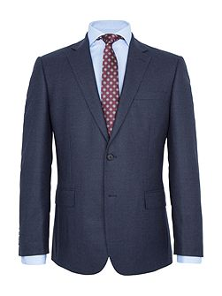 Monmouth Check Wool Two Piece Suit
