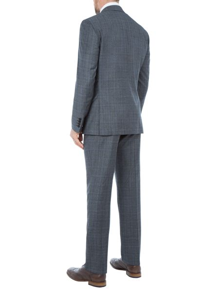 Paul Costelloe Gloucester Check Wool Two Piece Suit