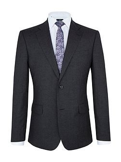 Charcoal Micro Check Suit