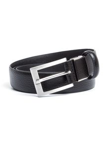 Paul Costelloe Hopton Grained Leather Formal Belt