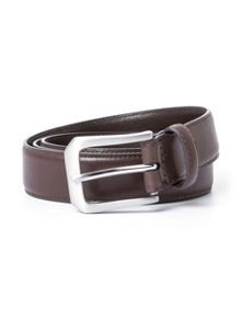 Baumler Anselm Leather Formal Belt