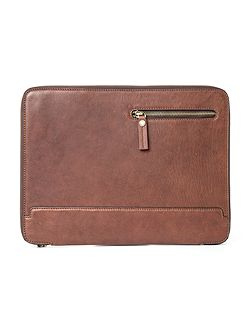 Ludgate Leather Document Holder