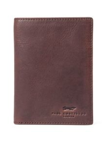 Paul Costelloe Exton Leather Travel Wallet