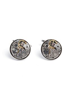 Cavendish Clockwork Cufflinks