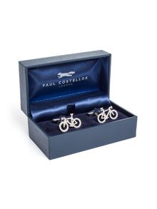 Paul Costelloe Paul Bicycle Cufflinks