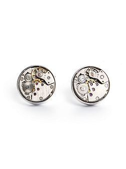 Carsten Clockwork Cufflinks