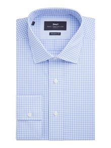 Paul Costelloe Giffin Gingham Check Shirt