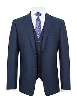Wagner Wool-Rich Three Piece Suit