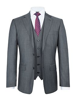 Walcot Wool-Rich Three Piece Suit
