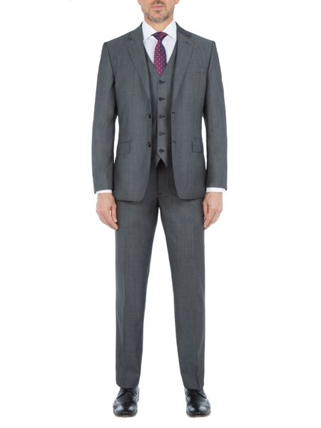 Paul Costelloe Walcot Wool-Rich Three Piece Suit