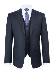 Paul Costelloe Walham Wool Sharkskin Three Piece Suit