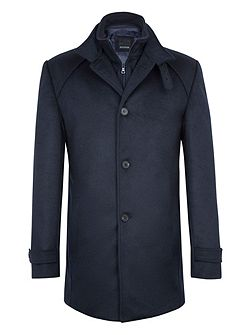 Egon Wool-Rich Car Coat