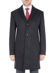 Baumler Eugen Wool Rich Car Coat