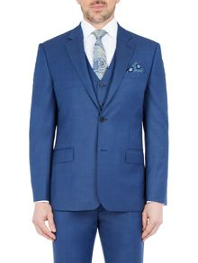 Paul Costelloe Bromley Wool Birdseye Suit Jacket