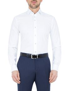 Baumler Oder Fine Twill Cotton Shirt