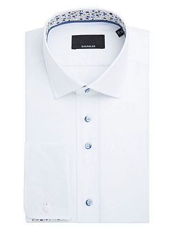 Rhine Fine Twill Cotton Shirt