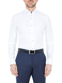 Baumler Rhine Fine Twill Cotton Shirt