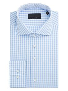 Baumler Altmuhl Checked Cotton Shirt