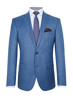 Hesse Slim-Fit Wool Suit