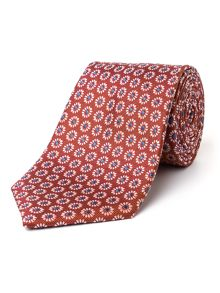 Baumler Sauer Sunflower Silk Tie