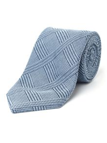 Paul Costelloe Chilver Checked Silk Tie