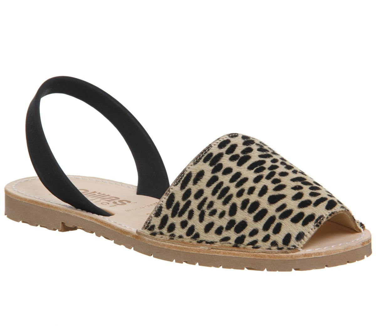 Solillas Solillas Sandals, Leopard
