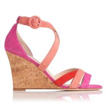 L.K. Bennett Katie single sole casual sandals